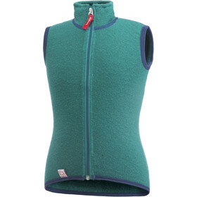 Woolpower 400 Gilet Bambino, turtle green